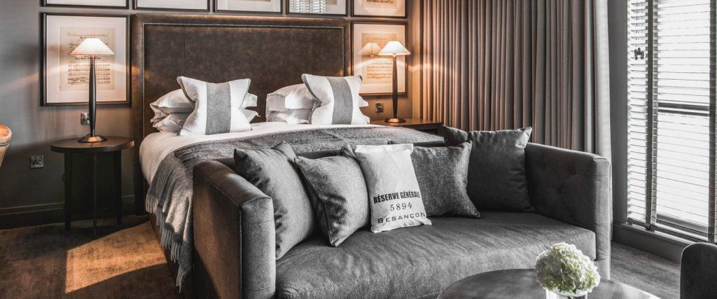 Dakota Glasgow Bedroom Suite