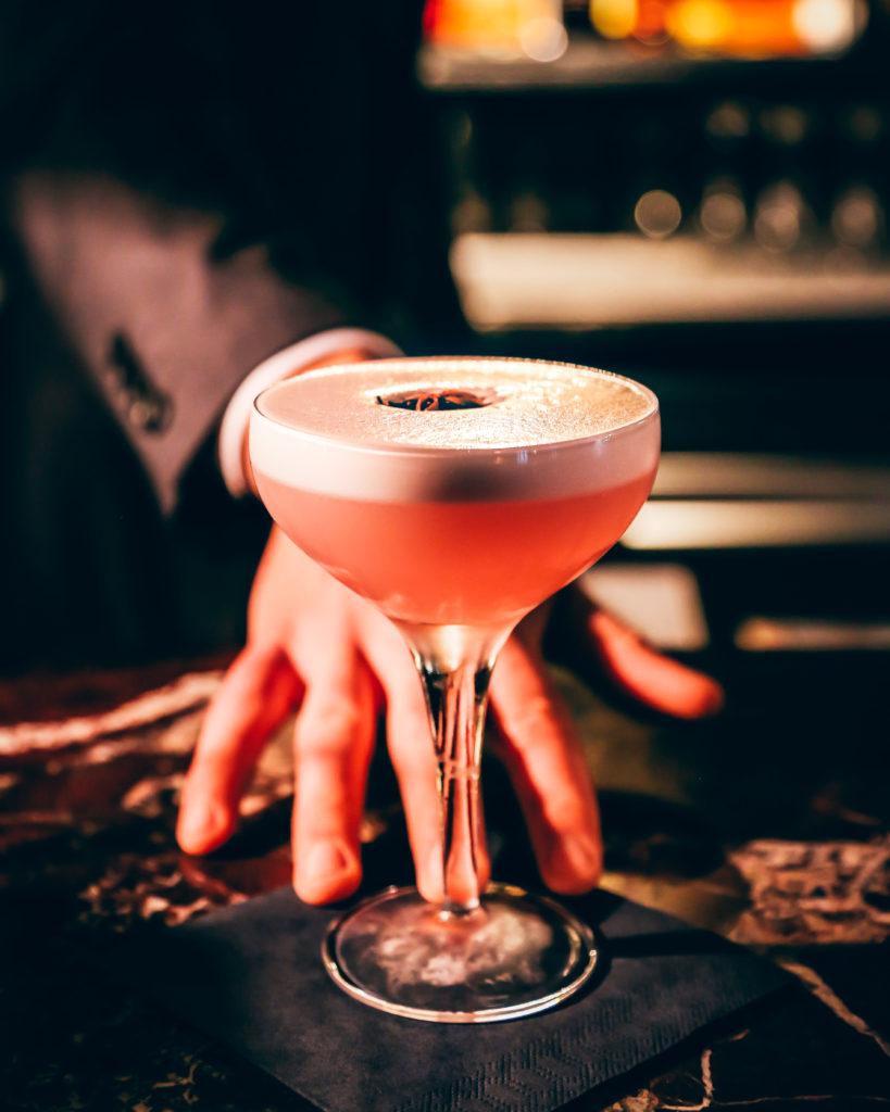 Dakota Glasgow Cocktail Glass - Private Salon
