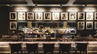 Dakota Glasgow Bar - Cocktail Mixer