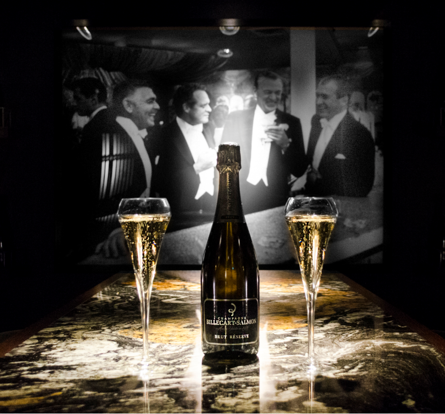 Champagne Room New Year's Eve at Dakota Glasgow
