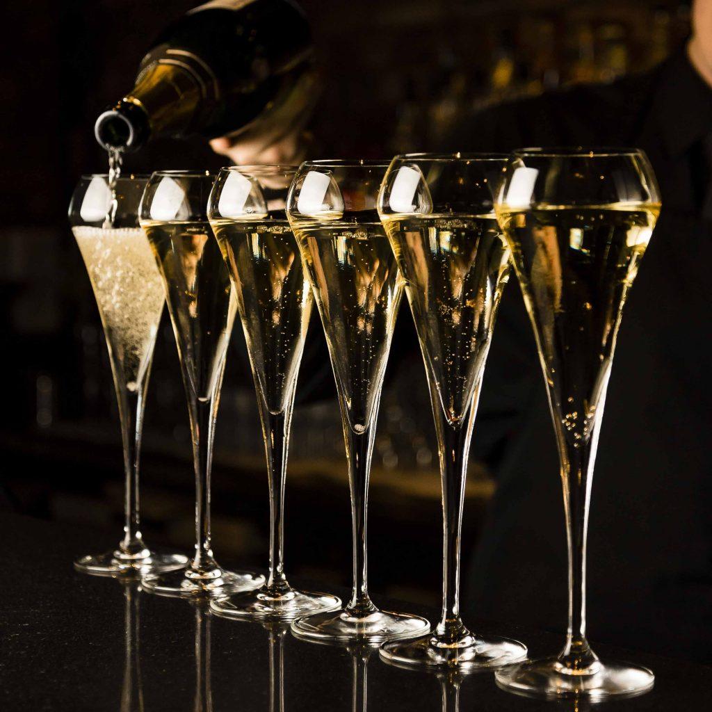 Champagne New Year Dakota Edinburgh