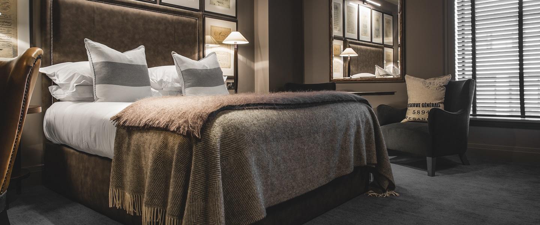 Dakota Hotel Leeds classic bedroom