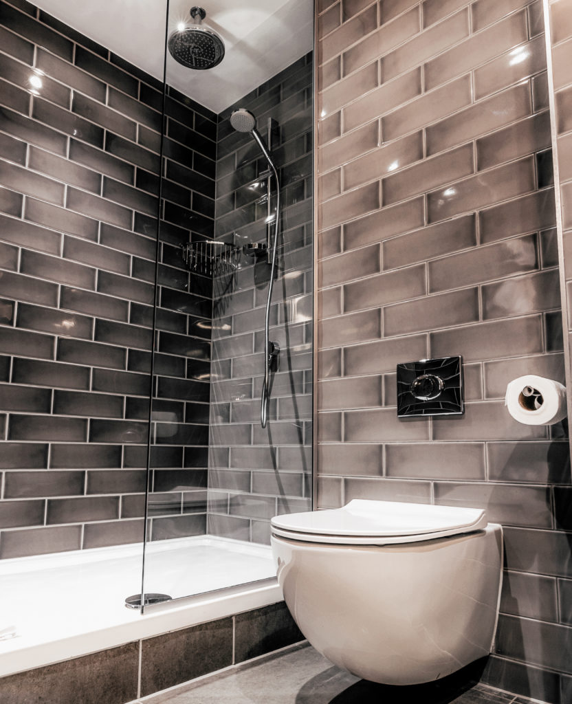 Dakota Hotel Leeds classic bathroom