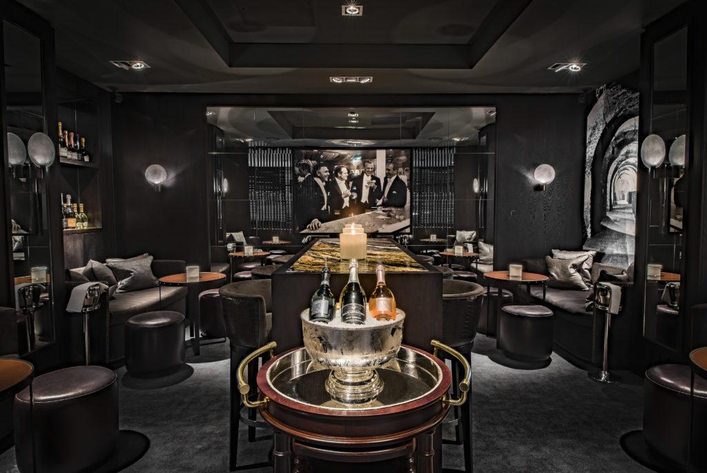 Dakota Hotel Leeds Champagne Room