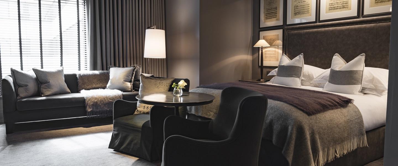 Dakota Hotel Leeds executive suite