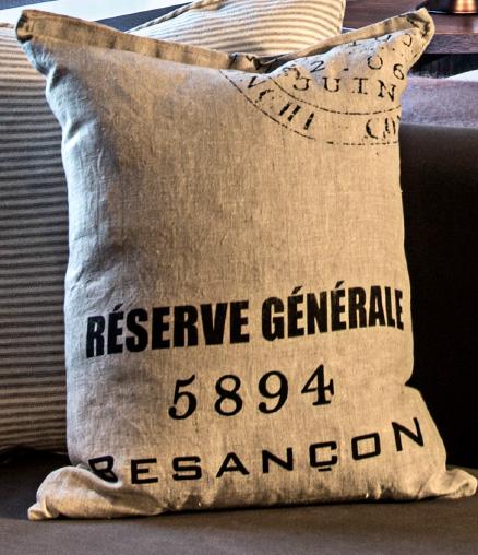 Dakota Hotel Leeds executive suite cushion