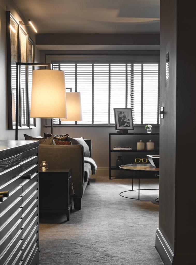 Dakota Hotel Leeds grand deluxe suite