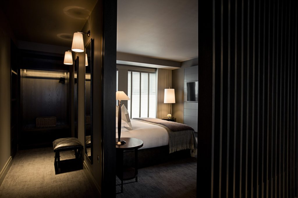 Dakota Hotel Leeds signature suite