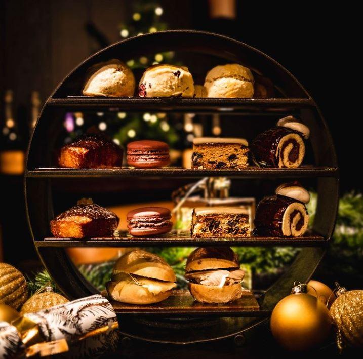 Christmas Afternoon Tea Leeds