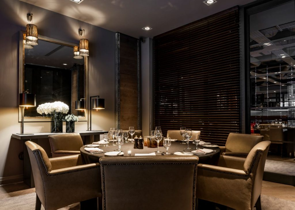 Private Dining Christmas Celebrations Manchester